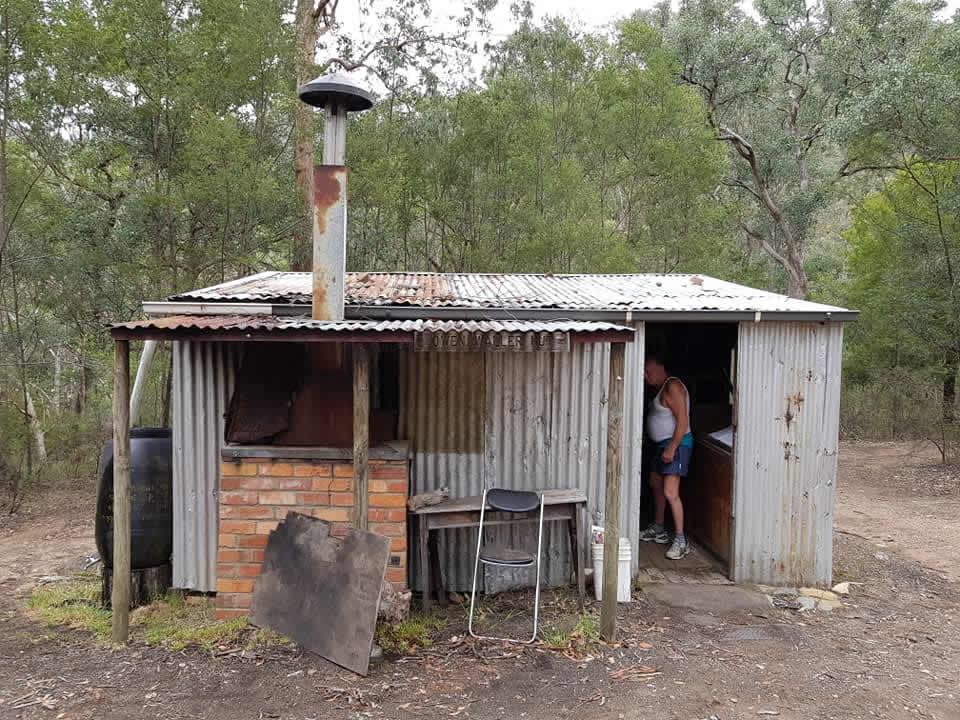 Owen Wallace Hut
