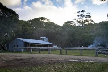 Location: Lovick's Hut